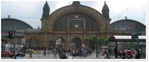 Frankfurt Train Station Car Rental