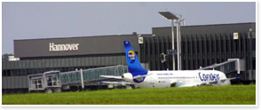Hannover Airport Car Rental